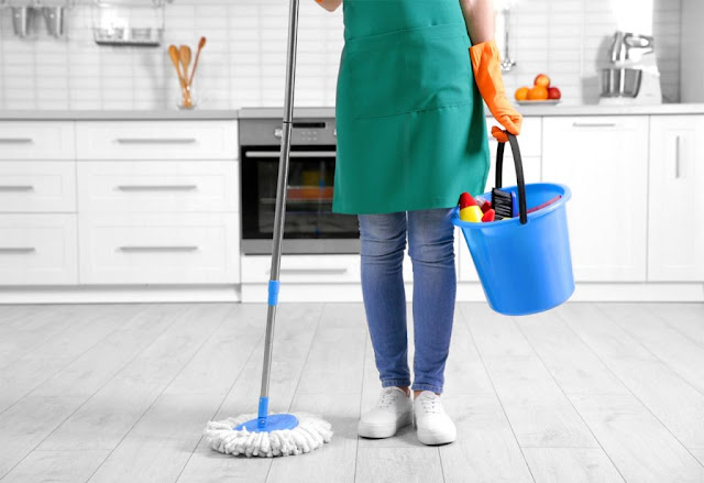 Regular cleaning services in HCMC