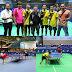 Tim Tuan Rumah Sumbangkan Medali Emas dalam Cabor Tenis Meja Beregu Putra