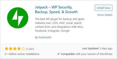 Free Jetpack Plugin