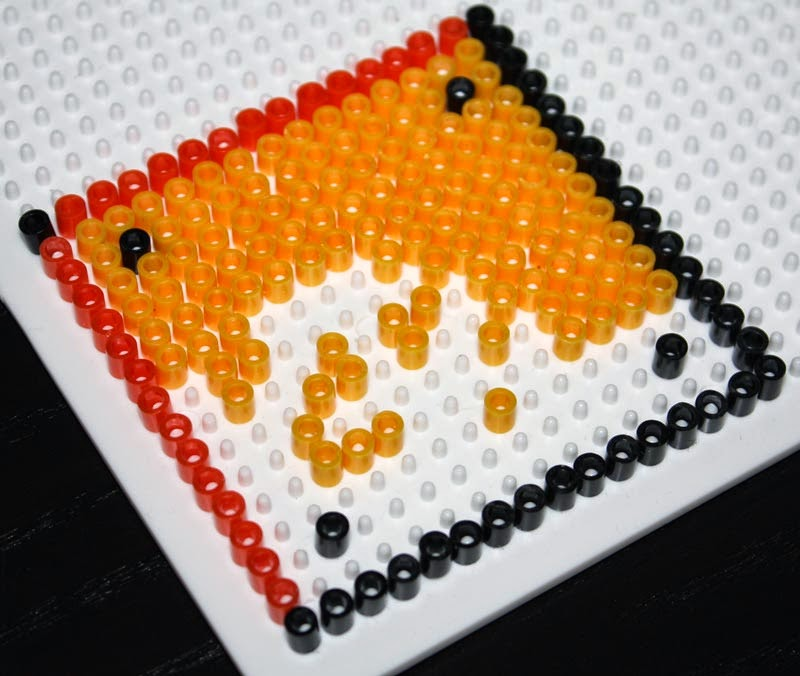hama beads, pearls beads, manualidades, técnicas, diys