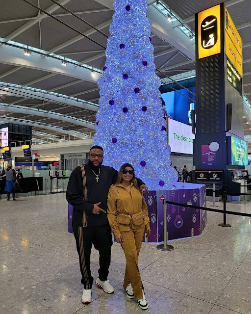 Meet Anambra Billionaire, E-money's Beautiful British Wife, Juliet Okonkwo