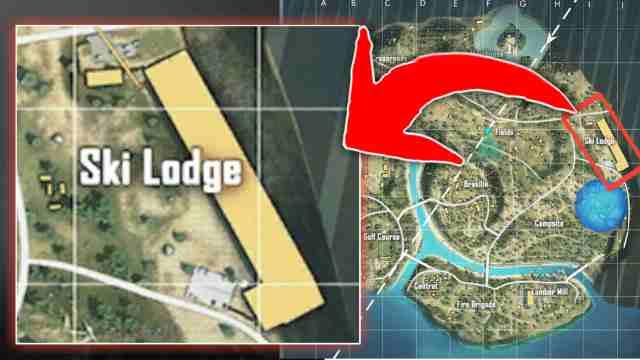 Ski lodge, Tempat Looting Terbaik di Purgatory Free Fire