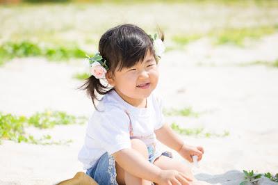 沖縄 子連れ ロケーションフォト