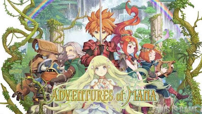 Adventures of mana 260mb apk+obb RPG action game android offline