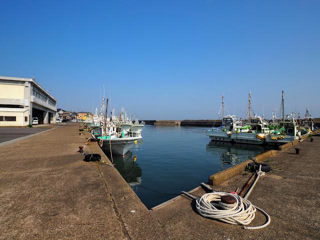 銚子 外川漁港