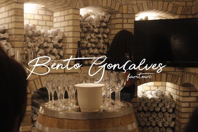 Viajei para Bento Gonçalves + Conheci várias vinícolas - #1