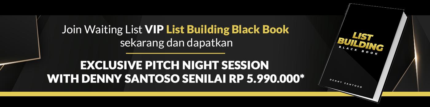 List Building Black Book