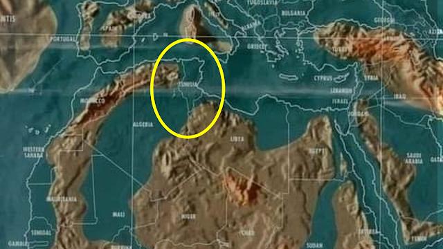 علماء يحذّرون : بسبب تقلّص الجليد.. تونس ستختفي تماما من خريطة العالم سنة  2050 - عسلامة تونس | Asslema Tunisie