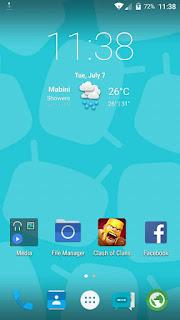 Cyanogenmod 12.1 Skk Lynx