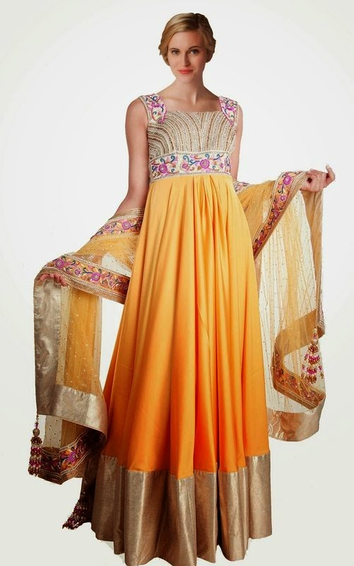 Designer Anarkali Salwar Suits Online