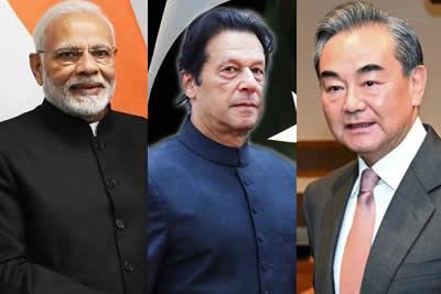 India Pak China