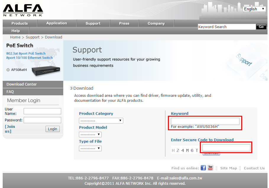 ALFA NETWORK: ALFA WiFi USB Support MacOS 10 13 ( High