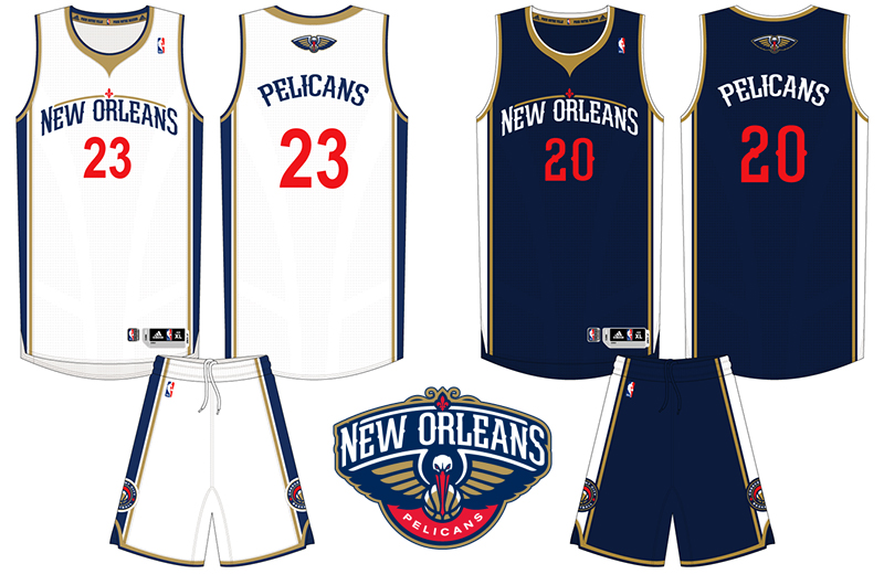 Nba 2k13 New Orleans Pelicans Jersey Patch Nba2k Org
