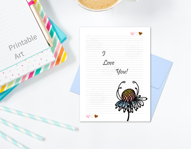Printable Letter Paper