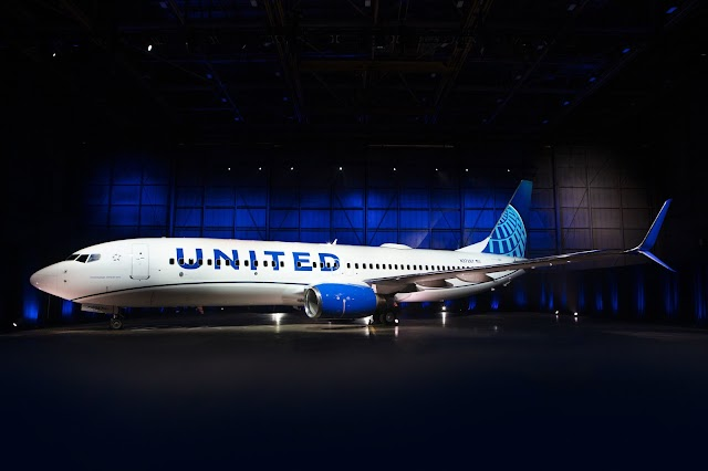Onde nasceu a United Airlines?