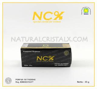 ncx nasa kemasan baru