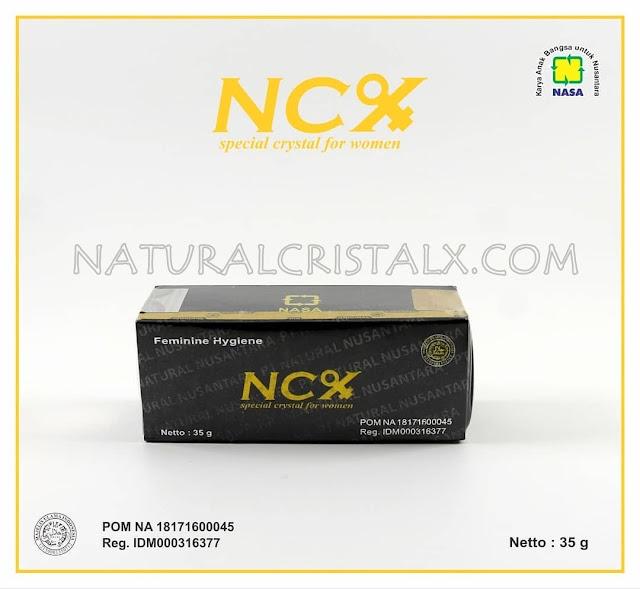 ncx nasa kemasan baru POM NA 18171600045