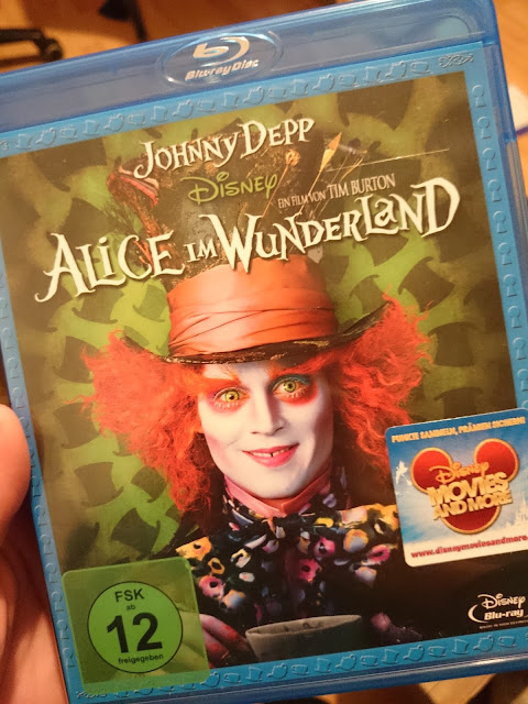 [Film Friday] Alice im Wunderland // Alice in Wonderland
