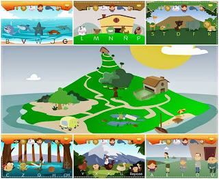Juegos Educativos Para Aprender A Leer Para 5 Y 6 Anos