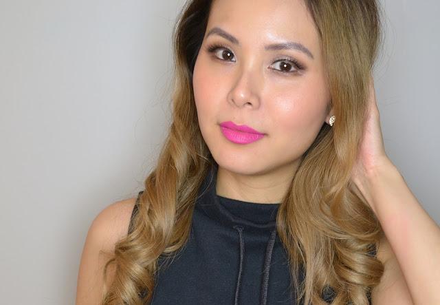 Sephora Collection Lipstories Lipstick Celebrate Swatch