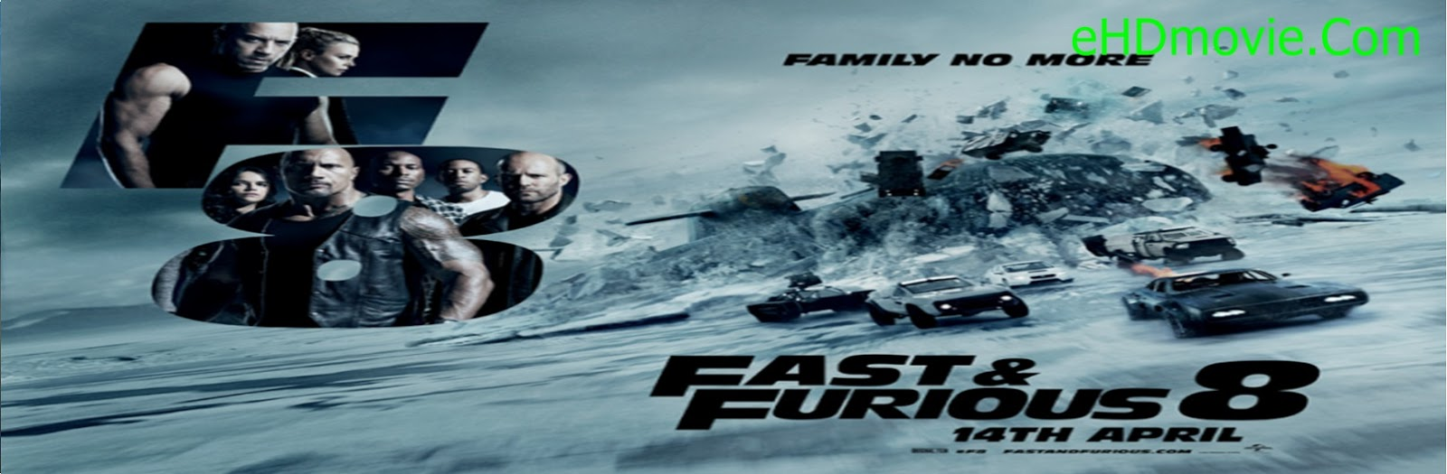 The Fate of the Furious 2017 Full Movie Dual Audio [Hindi – English] 1080p