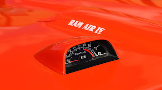 1969 Pontiac LeMans GTO Ram Air IV Convertible RPM