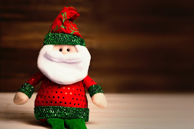 Pretty Santa Claus image