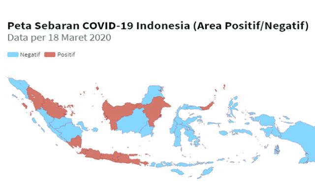 Tingkat Kematian Corona di Indonesia Urutan Ke-2 di Dunia