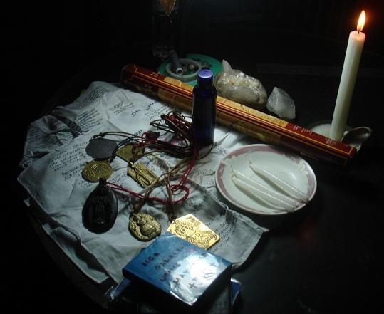 Albularyo, Amulets, Anting-anting, Agimat