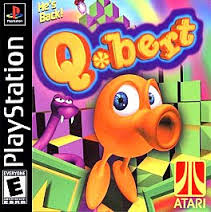 Q-bert - PS1 - ISOs Download