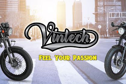 Spesifikasi Viar Vintech, Penantang Serius Yamaha XSR 155