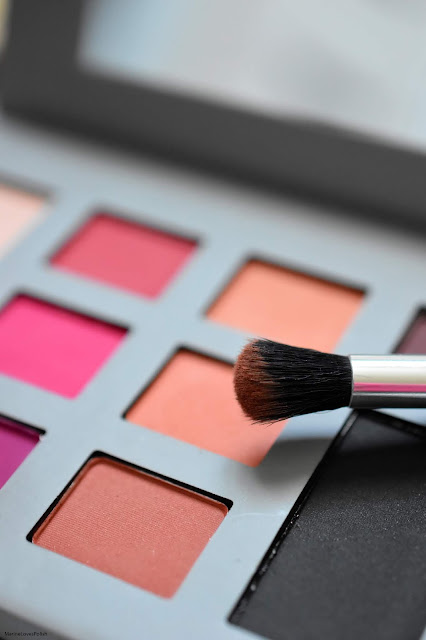 Palette Pink 10 fards mats You Are Cosmetics
