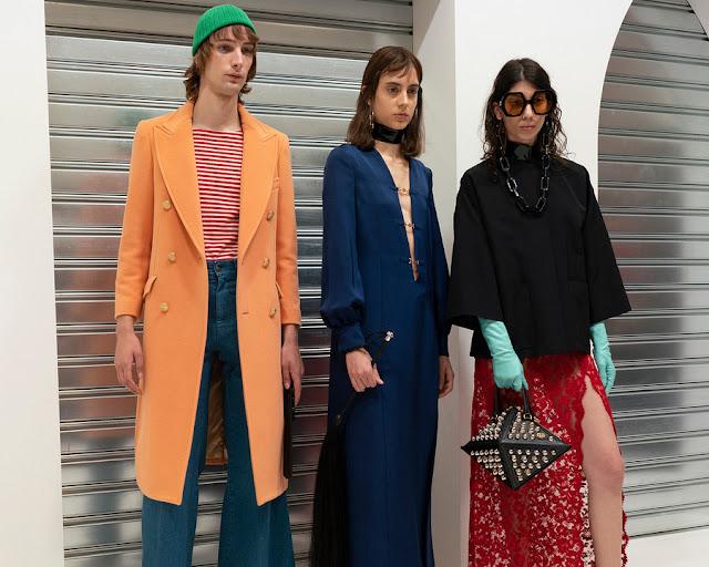 Gucci весна-лето 2020 1