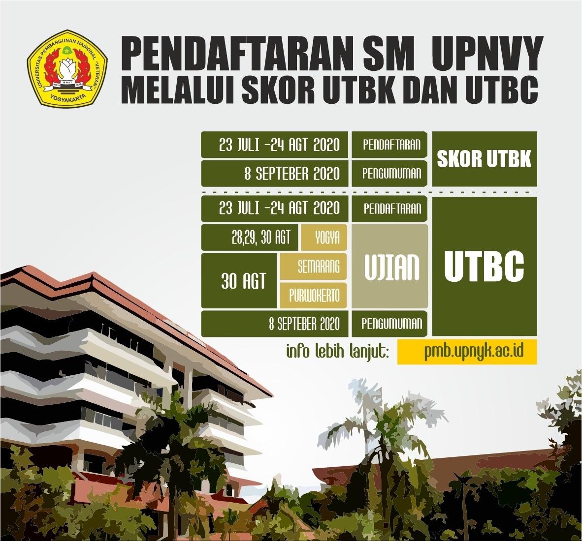 Seleksi Mandiri UPNVY