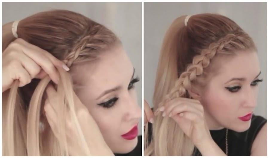 ¡Encuentra tu estilo! 9 peinados con cola de caballo para