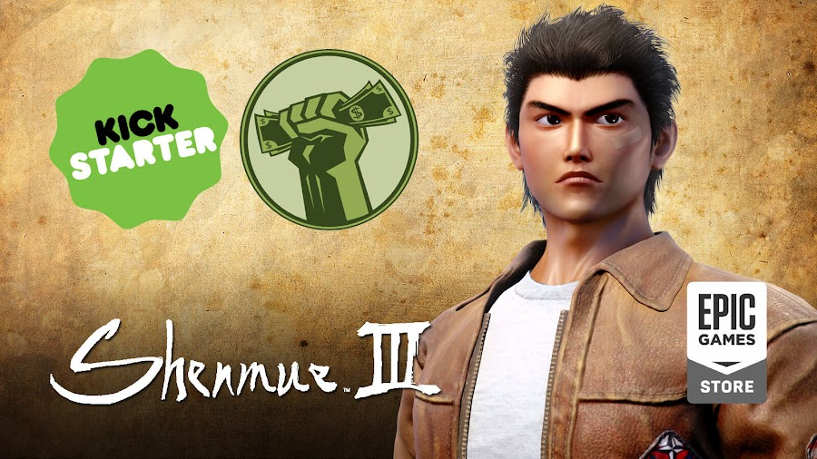 shenmue 3 refund steam epic games store exclusive ys net deep silver