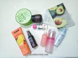 Urutan 10 Step Skincare Korea Untuk Kulit Kusam Kering & Kombinasi