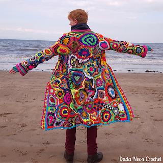 Dada Neon Crochet