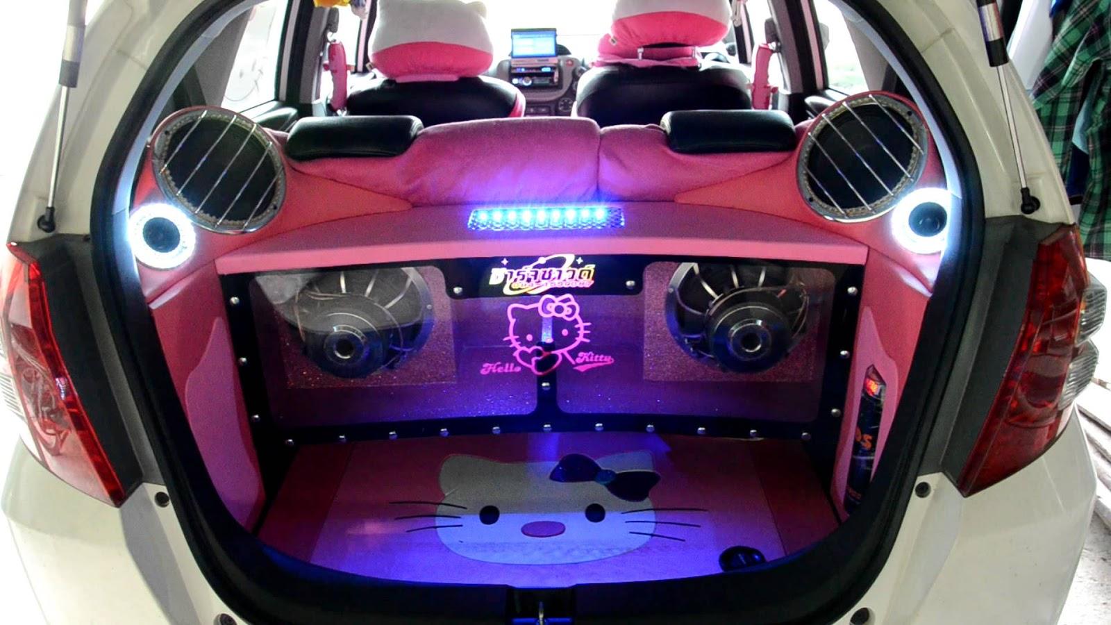 Tips Mendapatkan Audio Mobil Yang Menggelegar Honda Solo Baru