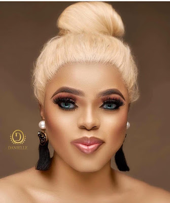 Bobrisky makeup photos