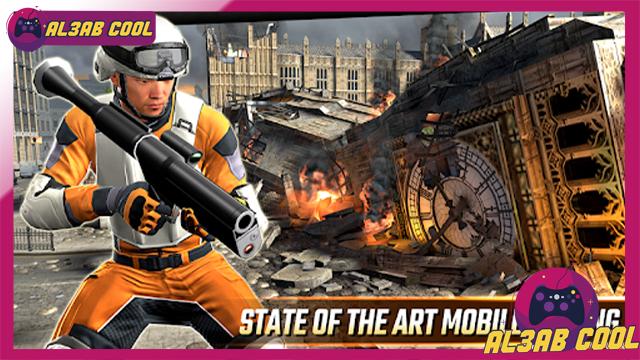 تحميل لعبة Sniper Strike FPS 3D Shooting Game MOD للأندرويد من الميديا فاير