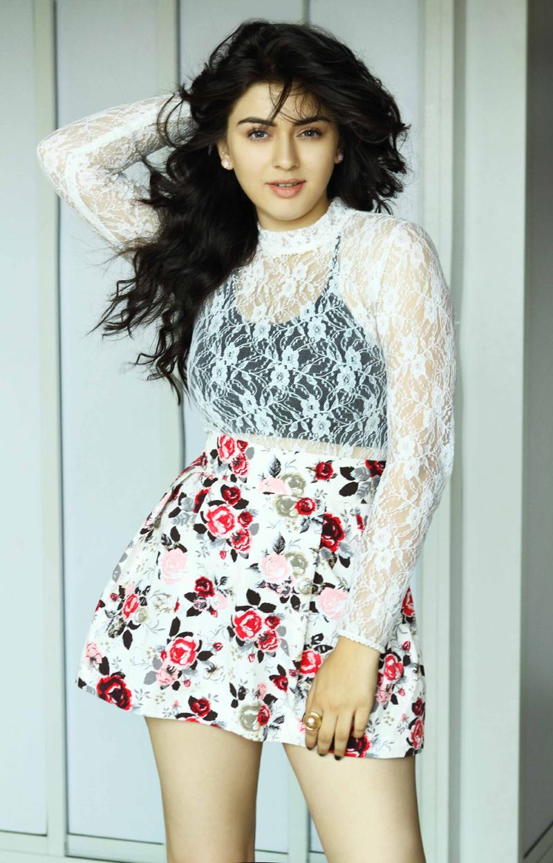 Actress Hansika Nude Images