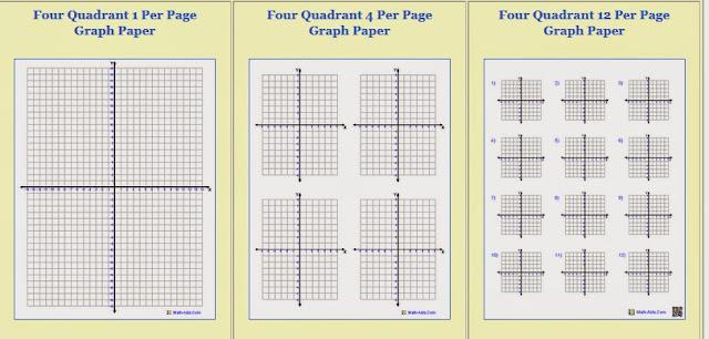 free maths graph paper - Maggilocustdesign