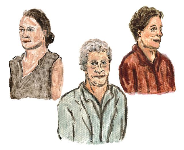 Alice (Ellen Parren), Louis (Hajo Bruins), Merle (Linde van den Heuvel)