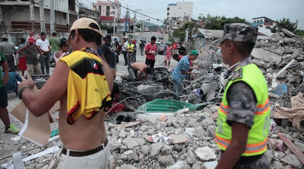 Medios: Conciertos para ayudar a los afectados por el terremoto se organizan en Ecuador