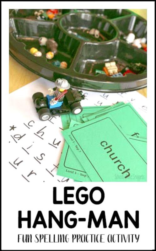 spelling practice activity