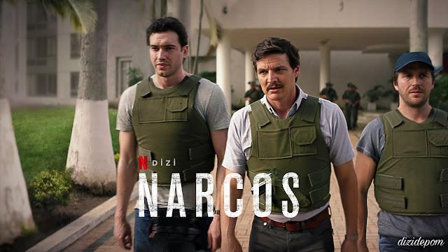 Narcos Dizisi İndir