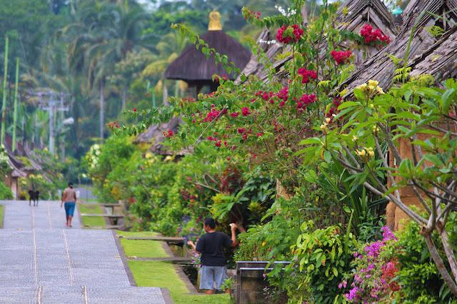 desa panglipuran bangli