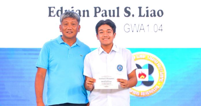 Farmer son, a Pisay scholar, gets admitted to Duke University