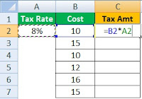 How to use Dollar Sign in Excel in Hindi